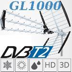 DVB-T2 антенна GLOBO GL1000