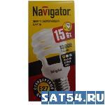 Лампа Navigator SH10-15W-840-E27