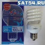 Энергосберегающая лампа ФОТОН SP 20w e27 4200k