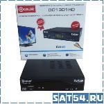 Приставка цифрового ТВ D-Color DC1301HD