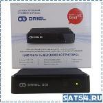 Приставка цифрового ТВ (DVB-T2)  Oriel 301 NEW