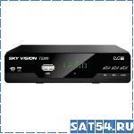 Приставка цифрового ТВ (DVB-T2) Sky Vision T2206
