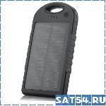 Аккумулятор на солнечной батареи 5000mAh