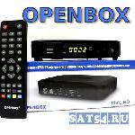 Приставка цифрового ТВ (DVB-T2) -  OPENBOX T2-02