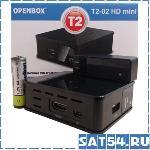 Приставка цифрового ТВ (DVB-T2) - OPENBOX T2-02 HD Mini