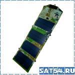 Зарядное устройство на солнечных батареях. GGTC-F7W4.
