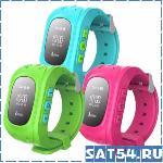 Детские умные GPS-часы Smart Baby Watch Q50