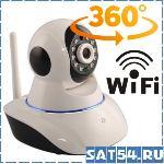 Wi-Fi IP камера SJG-W3 (видеоняня) (Android/ iPhone, встроенный микрофон) поворотная