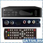 Приставка цифрового ТВ (DVB-T2) DIGIFORS HD60 Ali
