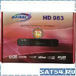 Приставка цифрового ТВ (DVB-T2) BAIKAL 983 HD