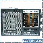 Радиоприемник РП-501 (USB, SD, Аккумулятор, 220V)