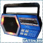 Радиоприемник PPO P-035U (USB, TF, AUX, Аккумулятор, 220V)