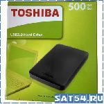 Внешний жесткий диск Toshiba 500 GB