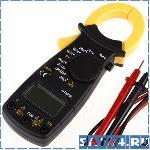Токовые клещи (мультитметр) DT3266L