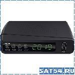 Приставка цифрового ТВ (DVB-T2/C) Perfeo Stream (Wi-Fi, IPTV, HDMI, 2 USB, DolbyDigital)