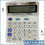 Калькулятор Crtrzen CT-9814N-W (14 разр.) настольный