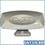Антенна комнатная активная DVB-Т/T2 DIGITAL PL-2K 5V