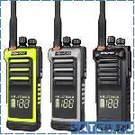 рация Kenwood TK-F7 TURBO (10 ВТ, 400-470 МГц, ЖК дисплей)