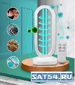 Мощная Бактерицидная УФ лампа с озоном. и ПДУ Для салонов красоты и торговых залов