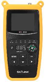 Прибор для настройки спутниковых антенн SATLINK WS-6933