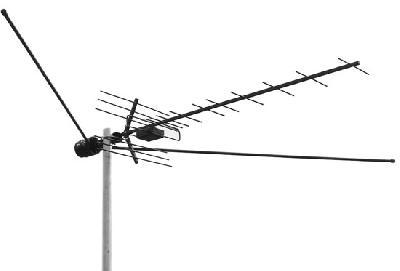 Антенны широкополосные L 031.09, L 035.09, L 031.08, L 035.08
