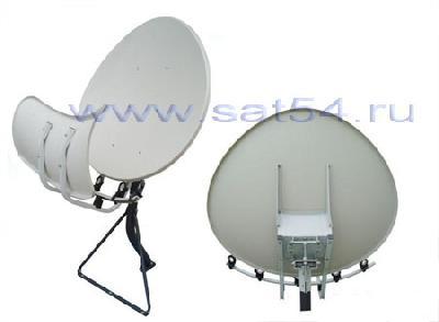 Антенна спутниковая многолучевая T90PM-G+U60-4