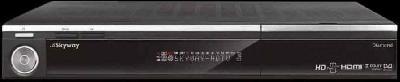 Цифровой спутниковый  ресивер Skyway Diamond HD (2 тюнера,HDTV, PVR, ОС Linux).