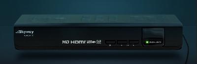 Цифровой спутниковый ресивер Skyway  LIGHT HD