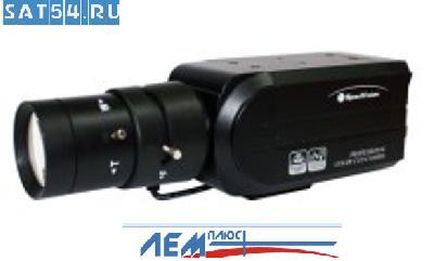 """Видеокамера корпусная 1/3"""" Sony-Effio-E 3.6mm 700Твл,влагозащ,(ip66)/ИК-подсветка 30 м,UV3170D"""