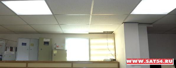 Прожектор светодиодный led с датчиком движения
